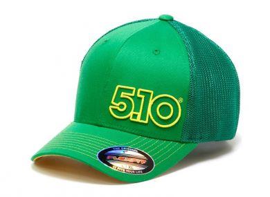 ElementStore - 5-10-flexfit-trucker-cap-zelena-209