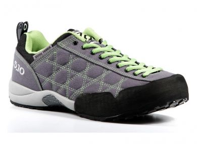 ElementStore - guide-tennie-canvas-charcoal-lime-213