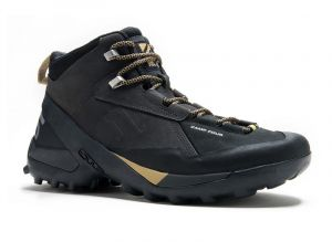 Camp Four Mid - Black / Solid Grey