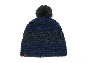 Bobble Beanie - Night Sky / Night Grey