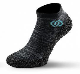 Ponožkoboty - Metal grey