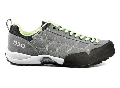 ElementStore - guide-tennie-canvas-charcoal-lime-213-692