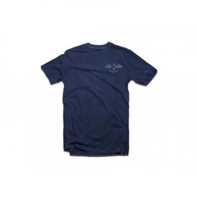ElementStore - t-shirt-510-five-ten-flying-wheel-tee-indigo