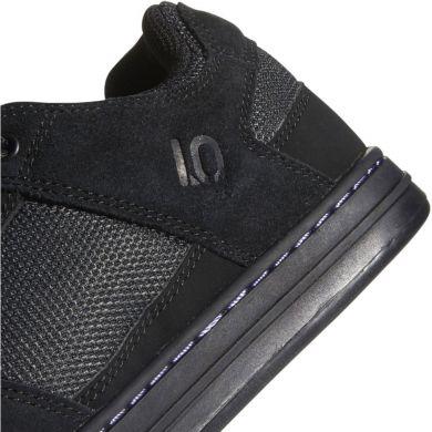 ElementStore - Five-Ten-Women-s-Freerider-MTB-Shoes-Cycling-Shoes-Carbon-Black-Purple-2019-BC0785-4-18
