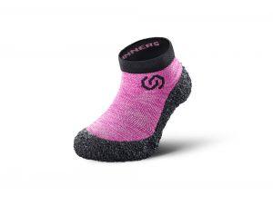 Dětské Ponožkoboty - Kid's Candy Pink