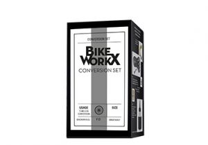 Set na přestavbu na bezduše - bikeworkx
