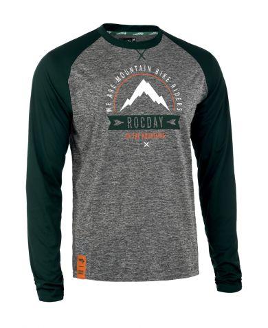 ElementStore - jersey - mount melange green