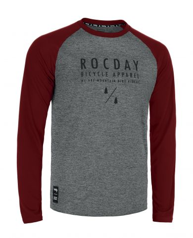 ElementStore - ROCDAY_2019_jersey MANUAL dark red