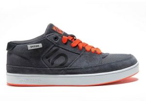 Spitfire - Dark Grey / Bold Orange