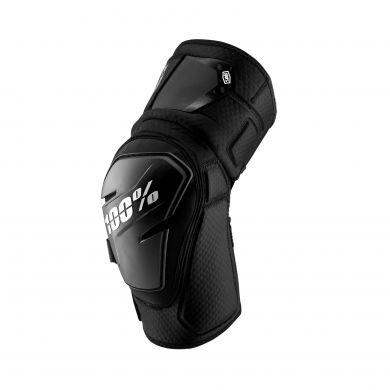 ElementStore - fortis-knee-guard-black
