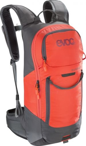 EVOC FR LITE RACE 10l CARBON GREY/ORANGE