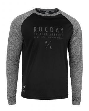 Dres na kolo Rocday Manual Melange/Black