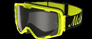 Melon Parker MTB - Neon Yellow / Dark Smoke / Black Neon Yellow Logo