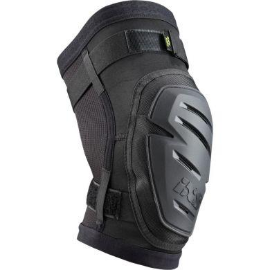 ElementStore - ixs-chranice-kolen-hack-race-knee-guard-black