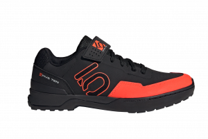 Kestrel Lace Black/Solar Red