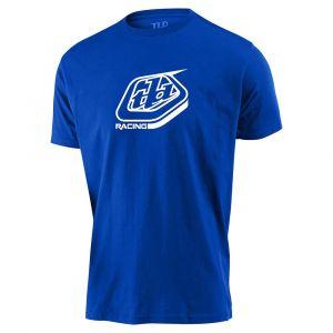 Tričko TLD Racing Shield Blue