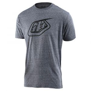 Tričko TLD Logo Vintage Gray Snow