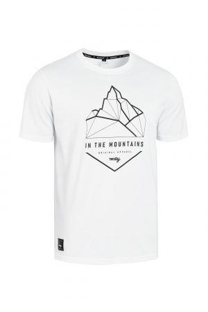 T-shirt Summit White