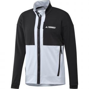 Mikina Adidas Terrex Flooce Black/White