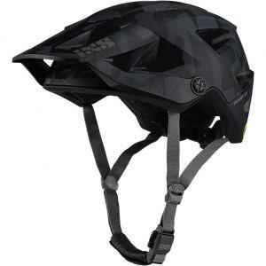 iXS helma Trigger AM MIPS Camo Black