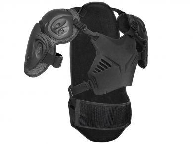 ElementStore - ixs-hammer-evo-upper-protective-jacket-black