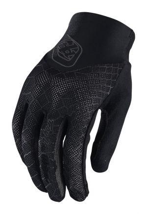 Dámské rukavice TLD Ace - Snake Black