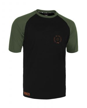 Dres na kolo Rocday Roost Black/Green