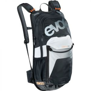 EVOC STAGE 12l BLACK/WHITE