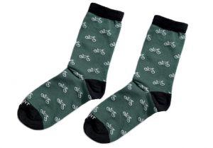 Zelené ponožky - Kola