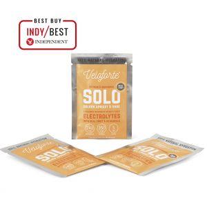 Iontový nápoj Veloforte Solo - Zlatá meruňka a šalvěj