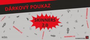Dárkový poukaz Skinners 2.0