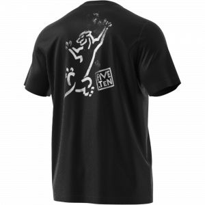Tričko FiveTen Sth Cat Tee Black