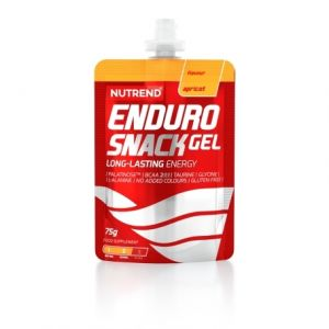 Gel Nutrend Endurosnack sáček 75g- Meruňka