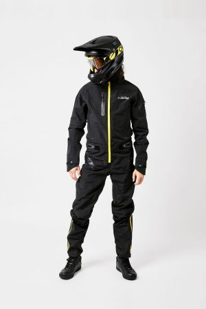 Dirtsuit SFD edition Black/Lime