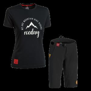 Rocday Dámský dres s krátkým rukávem + Kraťasy