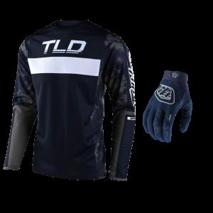TLD Dres LS Sprint + Rukavice